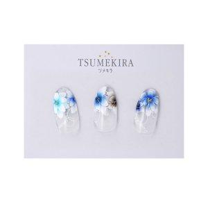 画像2: 【ツメキラ25%OFF】T48 冨田絹代 プロデュース1 Infinity-one cool ネイルシール NN-TMI-102 80486