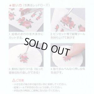 画像4: 【5%OFF クレイジュエリーライン】N004 Tableware Collection用 シール(カフェロゴ/グリーン)993