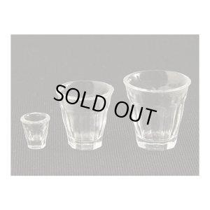 画像2: クレイジュエリー型抜き N046 Tableware Collection カフェグラス レギュラー立体型 976