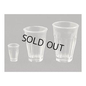 画像2: クレイジュエリー型抜き N047 Tableware Collection カフェグラス トール立体型 977